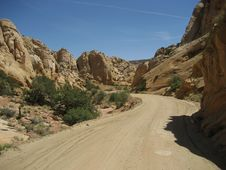Free Burr Trail Royalty Free Stock Image - 3459656