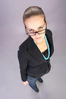 Free Secretary Stock Image - 3459901