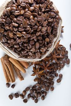 Free Coffee Ingredient Royalty Free Stock Image - 34514646
