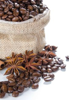 Free Coffee Ingredient Royalty Free Stock Photography - 34514717