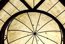 Free Texture Of Transparent Domed Roof Stock Images - 34517244