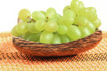 Free Green Grapes Royalty Free Stock Image - 34526376