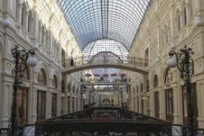 Free Luxury Store On Red Square Royalty Free Stock Photography - 34522167