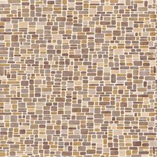 Free Seamless Mosaic Pattern Stock Photography - 34523272
