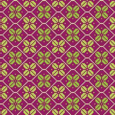 Geometric Seamless Pattern Background. Vector Stock Photo