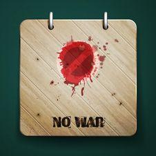 No War Royalty Free Stock Images