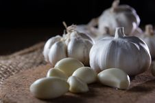 Free Garlic Stock Photos - 34528033