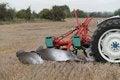 Free Vintage Farming Plough. Stock Photo - 34579310