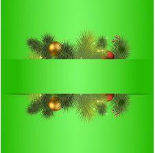 Free Christmas Banner Stock Image - 34584321