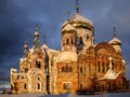 Free Russian Monastery Perm Region Stock Images - 34593594