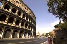 Free Colosseum Royalty Free Stock Images - 3460249