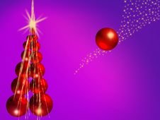 Free Christmas Bowls Royalty Free Stock Photo - 3461025
