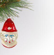 Free Antique Elf Christmas Ornament Stock Photos - 3462203