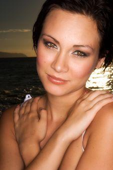 Free Girl Portrait Royalty Free Stock Image - 3463256