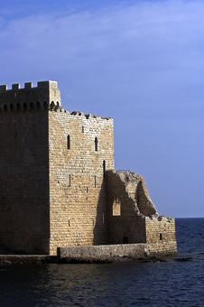 Free Fortress Stock Image - 3463821