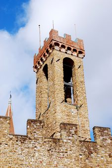 Free Campanile Royalty Free Stock Photos - 3464598