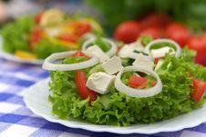 Free Vegetarian Appetizer Royalty Free Stock Images - 3465379