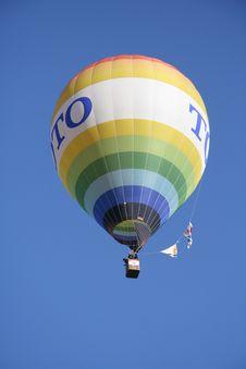 Free Iridescent Balloon Royalty Free Stock Photo - 3465525