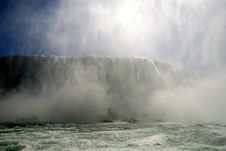 Free The Drama Of Niagara Falls Stock Photo - 3465900