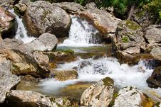 Free Mountain Stream Stock Images - 3466154
