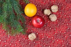 Free Christmas Still Life Stock Photo - 3466290
