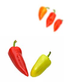 Free Peppers Royalty Free Stock Photos - 3466378