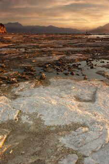 Free Sunrise On The Lake Royalty Free Stock Photo - 3466965