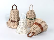 Free Wicker Little Bells Stock Image - 3467721