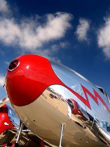 Free Airplane Nose At Miramar Airsh Stock Photo - 3468320