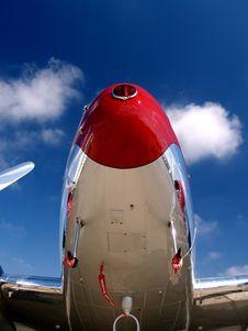 Free Airplane Nose At Miramar Airsh Stock Images - 3468444