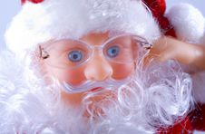 Free Santa Face Stock Photos - 3469103