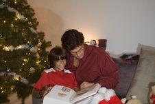 Free Christmas Time Stock Photography - 3469412