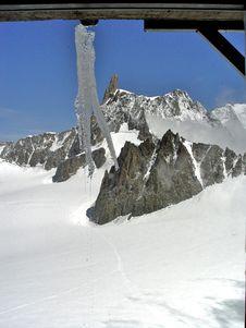 Free Mont Blanc Region 3 Royalty Free Stock Image - 3469586
