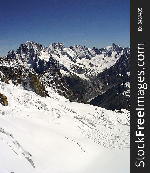 Mont blanc region 3