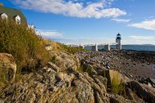 Free Marshall Point Lighthouse Royalty Free Stock Images - 34600579