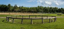 Free Horsemanship Arena Stock Photo - 34608080