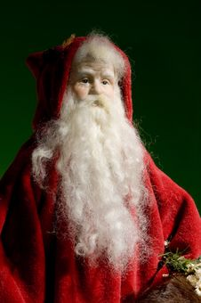 Free Santa Ornament Stock Photo - 34612110