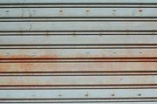 Rusty Steel Door Texture Stock Photos