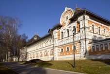Free Russia. Temple Of The Saviour-Transfiguration Stock Photo - 34616220