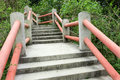 Free Outdoor Concrete Stairway Steps Royalty Free Stock Photos - 34628568