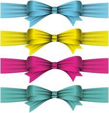 Free Bows Stock Photo - 34624250