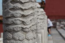 Free Forbidden City. Royalty Free Stock Photography - 34626387