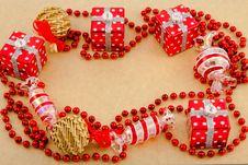 Free Christmas Decorations Stock Photos - 34629853