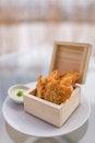 Free Crisp Fish Finger Nugget Stock Photos - 34631923