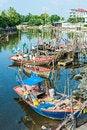 Free Fishing Village Royalty Free Stock Photos - 34632638