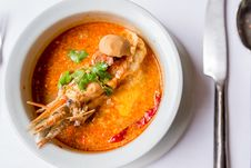Tom Yam Goong Stock Photography