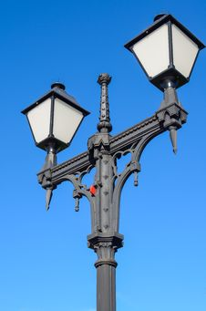 Free Street Lamp Stock Images - 34633184