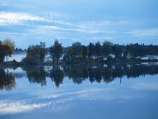 Free Autumn Landscape, Southern Bohemia Stock Photos - 34633653