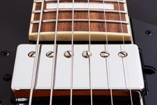 Free Guitar Pickup Royalty Free Stock Images - 34636399