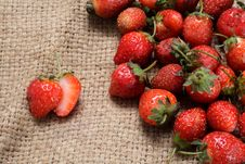 Free Strawberry Stock Image - 34639921